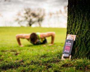 Sie ist da! Die Protein-Revolution für die Hosentasche, Grillido Sport! Ab sofort im Sportpark erhältlich.