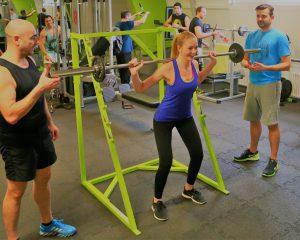Muskelaufbau: Unterschied zwischen Mann und Frau