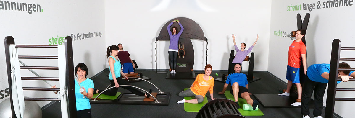 flexx- Rücken & Beweglichkeit